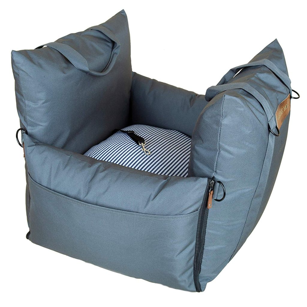 best car seat for French Bulldog