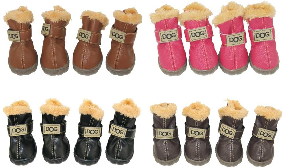 best dog boots for small dogs