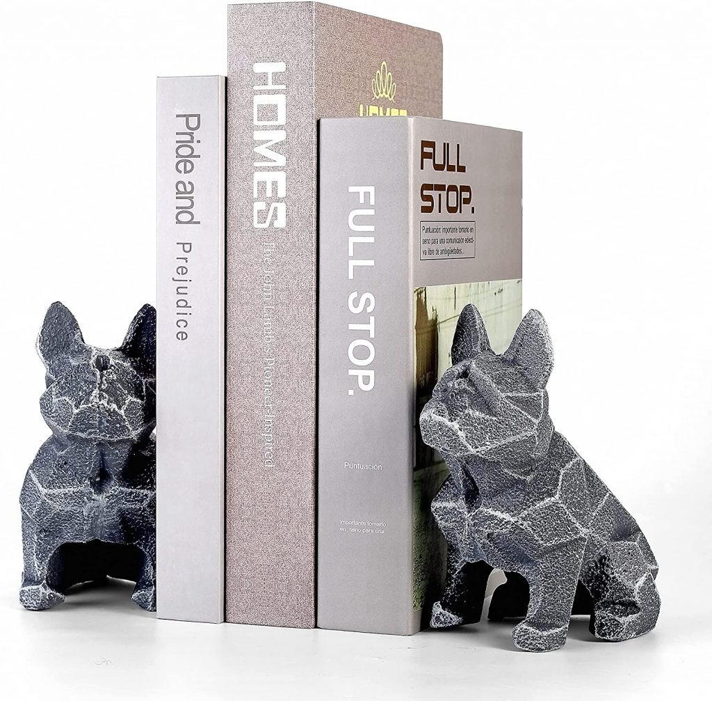 French Bulldog Lovers Gifts — Ambipolar Decorative Bookends